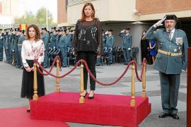 Malestar en Més y Podemos por el fichaje del exjefe de la Guardia Civil