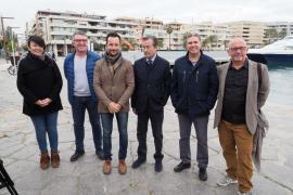 El puerto de Ibiza tendrá un espacio para el chárter náutico