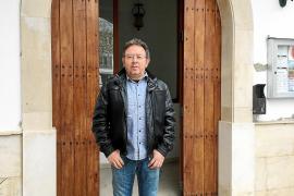 Guillem Jordà, alcalde de Maria de la Salut