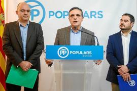 El PP reprocha a Rafa Ruiz que quiera convertir la ciudad de Ibiza en el «decorado de sus ensoñaciones»