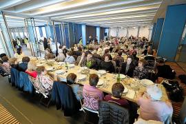Santa Eulària rinde un merecido homenaje a sus mayores