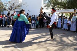 Can Coix abre sus puertas para disfrutar de las tradiciones ibicencas