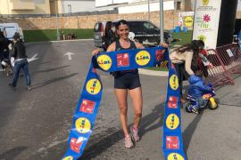 Bea Antolín se lleva el premio de la igualdad