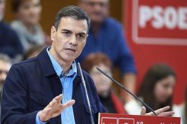 Sánchez reivindica la España moderada frente a la confrontación de la derecha y el separatismo