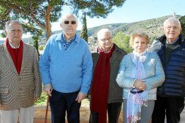 Reunión de la promoción de Montesión del 54