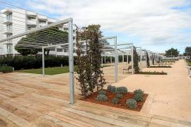 Santa Eulària estrena un parque y pistas polideportivas en la zona del Tres Torres