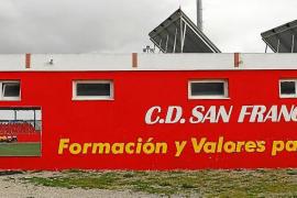 El CD San Francisco contra las apuestas deportivas con menores
