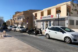 Ingresa en prisión el atracador de un supermercado de Formentera que iba armado con un hacha