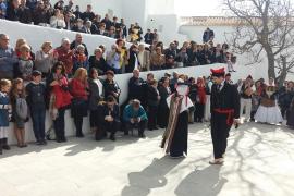 Santa Eulària celebra su día grande