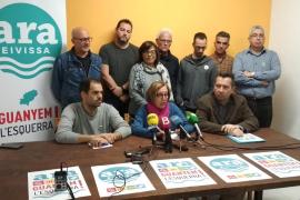Ara Eivissa se presenta como la «única» defensora de los intereses de la izquierda en la isla