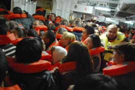 Hallan el cadáver del mallorquín de 68 años desaparecido en el crucero