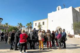 El turismo del Imserso llena de vida los rincones de Formentera