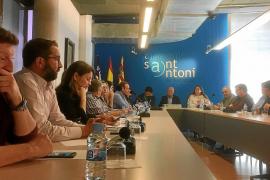 El pleno de Sant Antoni se reúne hoy para analizar el recurso de Acciona