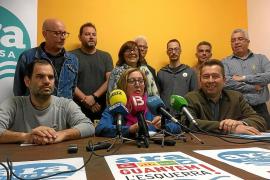 Ara Eivissa se presenta como la «única» defensora de los intereses de la izquierda