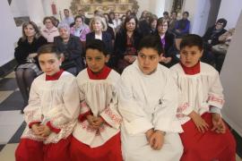 El día grande de Santa Eulària, en imágenes