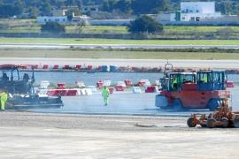 Obras por 25 millones de euros en el aeropuerto