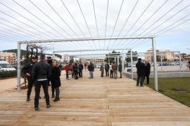 El PSOE critica no haber sido invitado a la inauguración del parque de la zona del Tres Torres