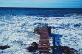 El sendero del mar