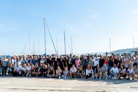 Los usuarios del puerto Marina Botafoch celebran que se amplíe el plazo de explotación
