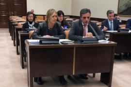 Marí Bosó critica que Baleares siga sin REB pese a que el PSOE aseguró que su aprobación era «inminente»
