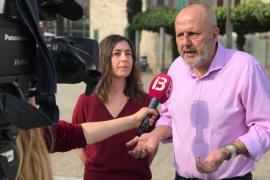 Ensenyat incide en el fracaso de PSOE y PP en caso de cerrar la legislatura sin REB