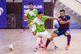El Palma Futsal pierde a Joao