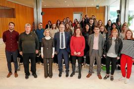 El programa SOIB Jove favorece la contratación de 155 jóvenes en Ibiza