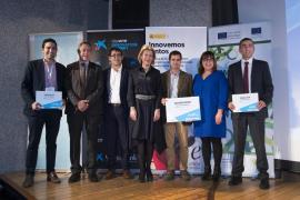 Global Cen gana los Premios Emprendedor XXI en Balears