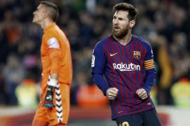Triunfo poco convincente del Barcelona