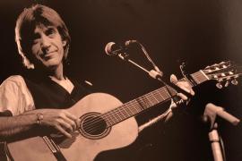 José Miguel Morales inunda con sus fotos de cantautores
