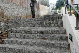 Puig des Molins, un barrio poco accesible