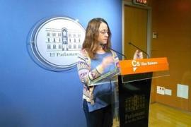 Ciudadanos pide que no se nombren a dedo los jefes de servicios de hospitales de Baleares