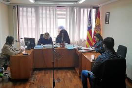Cuatro años de prisión por el robo de más de 72.000 € en dos bancos de Ibiza