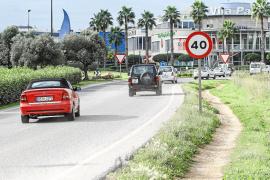 El Consell elimina los proyectos de reforma del primer cinturón de ronda de Ibiza para redactar uno nuevo