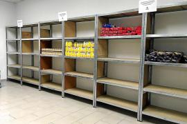 Cáritas lanza un mensaje de ayuda para poder seguir con el reparto de alimentos