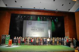 Onda Cero homenajea la solidaridad con Sant Llorenç en sus premios