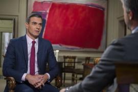 """Pedro Sánchez afirma que el independentismo tiene """"pavor"""" a dialogar"""