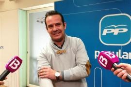 Antoni Fuster, nombrado nuevo senador del PP en sustitución de Bauzá