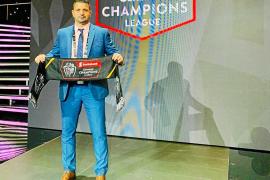 Un ibicenco en la Champions
