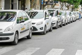 El sector del taxi de Ibiza no cree que sean necesarias más licencias