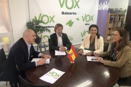 Jerónima Rattier se incorpora a Vox tras abandonar el PP