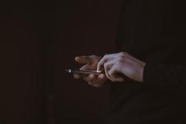 Detenido por enviar un mensaje sexual a una mujer tras contactar por trabajo