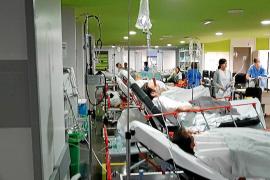 Denuncian la «alarmante» situación de Urgencias de Son Espases