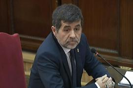 Jordi Sànchez: «Cuando llegué a la Conselleria había una muralla humana»