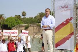 Joan Mesquida será el número 1 de Ciudadanos al Congreso por Baleares