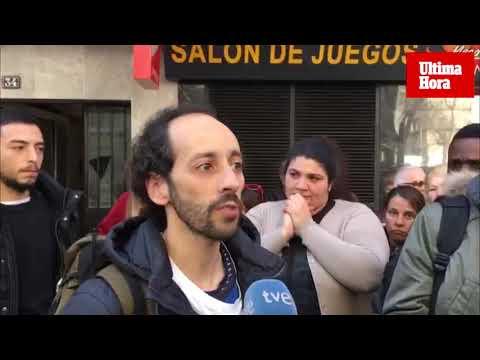Paralizado el desalojo de una familia en Palma