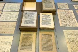 Versión digital para los textos de la antigua Universidad de Ibiza y la Curia de Gobernación