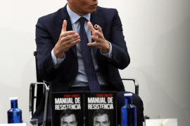 Pedro Sánchez donará a los 'sin techo' los ingresos por su libro