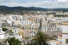 El metro cuadrado de vivienda libre en Ibiza cuesta 3.537,4 euros, el más caro de Balears
