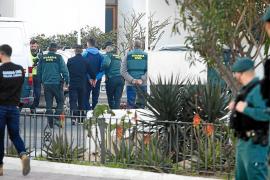 El principal sospechoso reconstruye en s'Arenal sus últimos movimientos con Nuria Ester